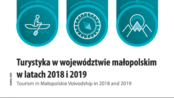Tourism in Małopolskie Voivodship in 2018 and 2019