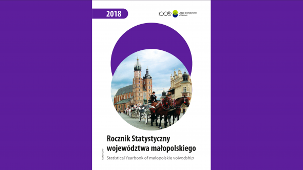 Statistical Yearbook of the Małopolskie Voivodship 2018